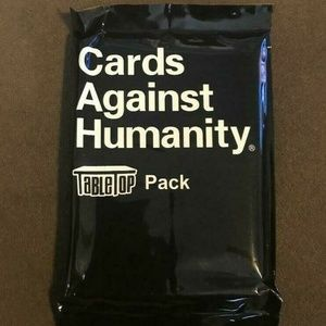 Cards Against Humanity TableTop Pack Expansion Set